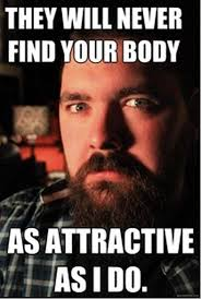 Sexy Meme - they will never find your body tina gerow