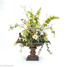 artificial floral arrangements best artificial flower arrangements silk flower centerpiece ideas