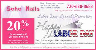 nail salon centennial nail salon 80112 soho nails