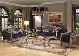 Living Room Sets Houston Living Room Set By Acme Chantelle Bellagio Furniture Store Houston