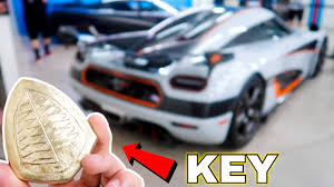 The World U0027s Most Interesting Car Key Koenigsegg Agera Rs