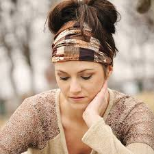 headband wrap boho headband boho gift wide headband wrap
