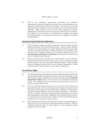 resume exles objective general purpose financial reports ifr sfor smes2009