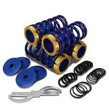 88 00 honda civic crx integra adjustable lowering suspension