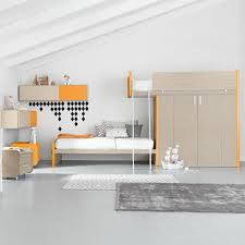 Bunk Beds With Wardrobe Contemporary Furniture From Belvisi Furniture Cambridge