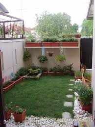 Elegant Backyard Small Garden Ideas  Small Garden Ideas Small - Simple backyard design ideas