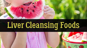 top 15 natural liver cleansing foods youtube
