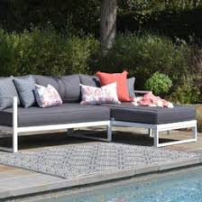 modern outdoor lounge furniture allmodern