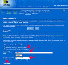 Upload My Resume For Job by Fye Career Guide U2013 Fye Application Job Application Review