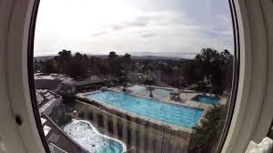 Bad Lippspringe Schwimmbad Große Wasserrutsche In Der Westfalen Therme Youtube