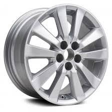 toyota corolla wheel 2010 toyota corolla replacement factory wheels rims carid com