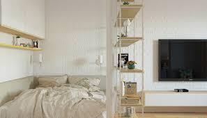 bett im wohnzimmer integrieren 3 einraumwohnungen als inspiration - Bett Im Wohnzimmer