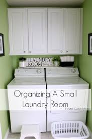 Laundry Room Storage Cabinet by Top 25 Best Small Laundry Rooms Ideas On Pinterest Laundry Room