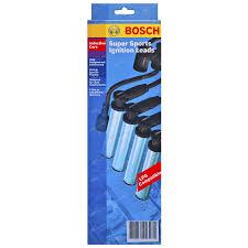 bosch ignition spark plug lead set magna te tf th tj tl tw 3 0l 3