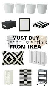 10 Must Essentials For A by 10 Must Buy Decor Essentials From Ikea House Of Four
