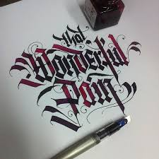 lettering u0026 calligraphy inspiration calligraphy typography and