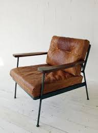 Leather Sofa And Armchair Bar Stool Antique Steel Leather Google Search Ellas Concept