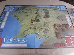 Lord Of The Rings Map War Of The Ring 2nd Edition A Wargamers Needful Things