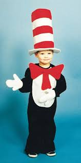 cat in the hat costume cat in the hat child costume boys costumes kids costumes