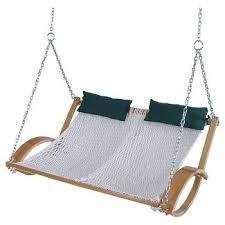 double hammock chair swing target