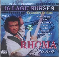 film rhoma irama begadang 2 rhoma irama 16 lagu sukses soundtrack film rhoma irama vol 2 cd