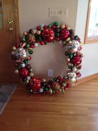 how to make a ornament wreath snapguide