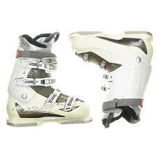 salomon divine 770 ski boots 111br110021138 7 5 white ebay
