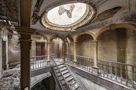 old abandoned buildings romain veillon photographs abandoned buildings around the world