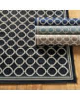 Suzanne Kasler Quatrefoil Border Indoor Outdoor Rug Slash Prices On Ballard Designs Suzanne Kasler Quatrefoil Border