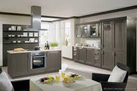 Grey Oak Kitchen Cabinets Grey Shaker Kitchen Cabinets U2013 Quicua Com