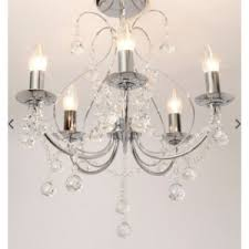 Bhs Chandelier Sapparia 5 Light Flush Chandelier 48 Bhs With Codes Was