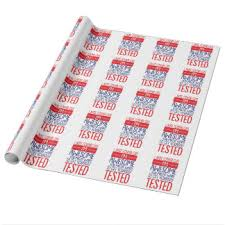 awesome wrapping paper sarcastic saying wrapping paper zazzle