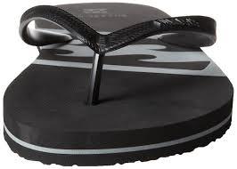 amazon com billabong men u0027s cove flip flop shoes