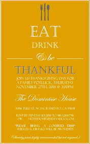 great thanksgiving invites templates contemporary entry level