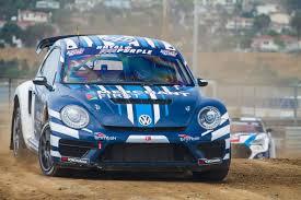 bug volkswagen 2015 andretti autosport u0027s volkswagen beetles at global rallycross