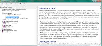 solved inventor api training lesson autodesk community