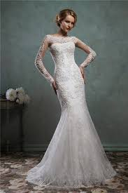 lace wedding dress with sleeves strapless vintage lace wedding dress with detachable sleeve