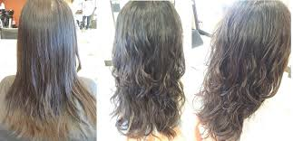perms for fine hair before and after loose perm before after medium hair styles ideas 45131