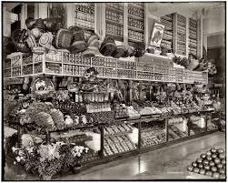neumann grocery 1910 shorpy 1 old photos