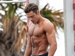 Zac Efron The About Zac Efron S Baywatch Physique And How He