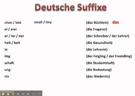 german prefixes and suffixes www germanforspalding org youtube
