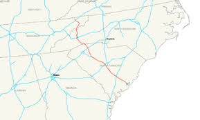 interstate 26 map file interstate 26 map png wikimedia commons