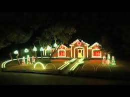 2015 johnson family dubstep christmas light show youtube