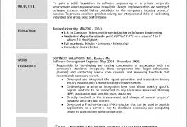Doc 12751650 Good Objective For Resumes Template - resume cv cover letter exle template
