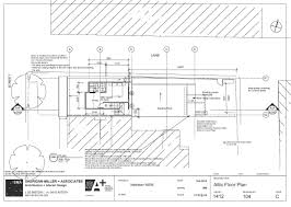 terraced house floor plans georgina st newtown u2013 terrace house internal refurbishment new