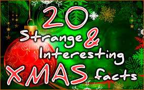 strange thanksgiving facts 20 strange u0026 interesting christmas facts countdown 2014 youtube
