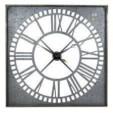 large wooden wall clocks uk