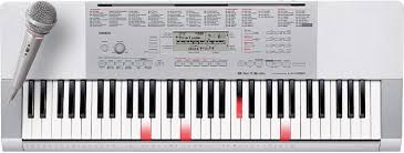 keyboard that lights up to teach you how to play casio lighted key keyboards casio music