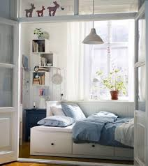 bedroom simple and neat bedrooms decoration design with white