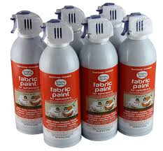 Orange Paint by Amazon Com Simply Spray Upholstery Fabric Spray Paint 6 Pack